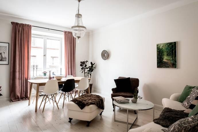 Bild: 3 rum bostadsrätt på Frejgatan 57, Stockholms kommun Vasastan