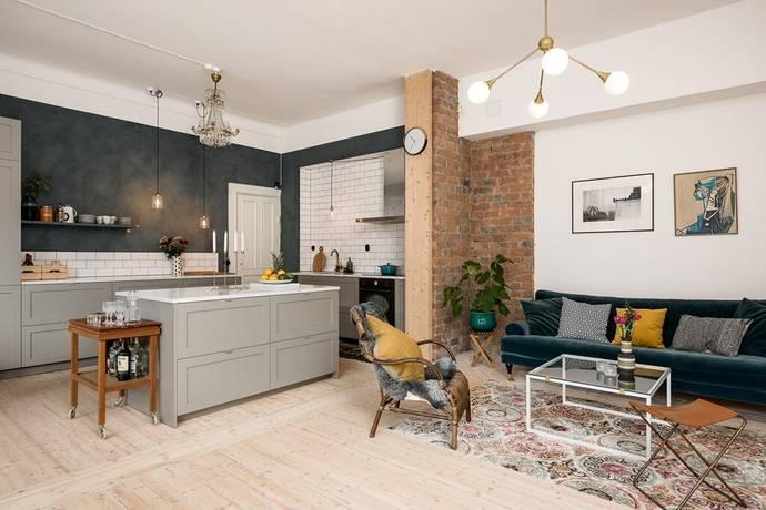 Bild: 2 rum bostadsrätt på Prästgatan 65 B, Östersunds kommun Centralt