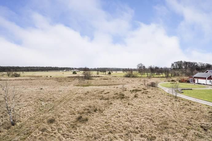 Bild: tomt på Haverdal 527A, Halmstads kommun