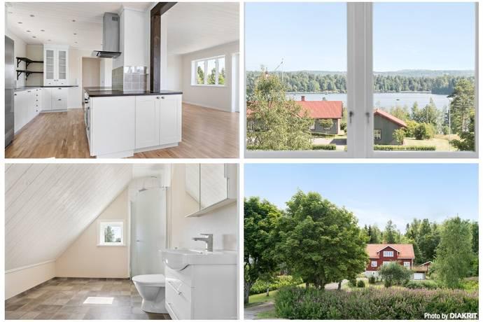 Bild: 5 rum villa på Karlsarvet Siljansnäsvägen 47 och 49, Leksands kommun Karlsarvet