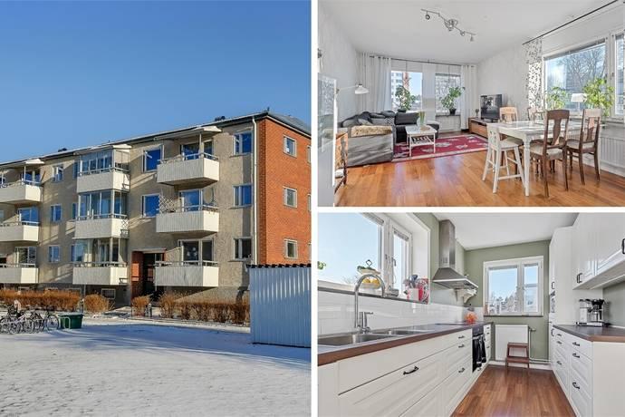 Bild: 2 rum bostadsrätt på Åkersbergavägen 1 C, Österåkers kommun Åkersberga