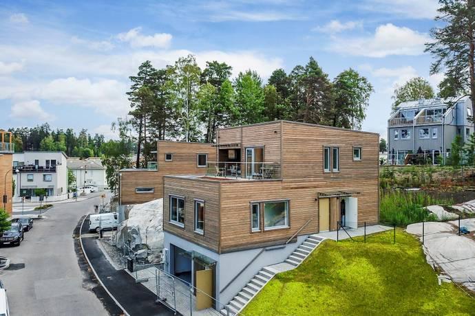 Bild: 4 rum radhus på Forskningsringen 65a, Sundbybergs kommun Ursvik
