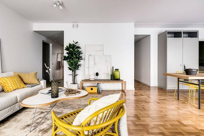 Bild: 3 rum bostadsrätt på Vintergatan 2B, Sundbybergs kommun