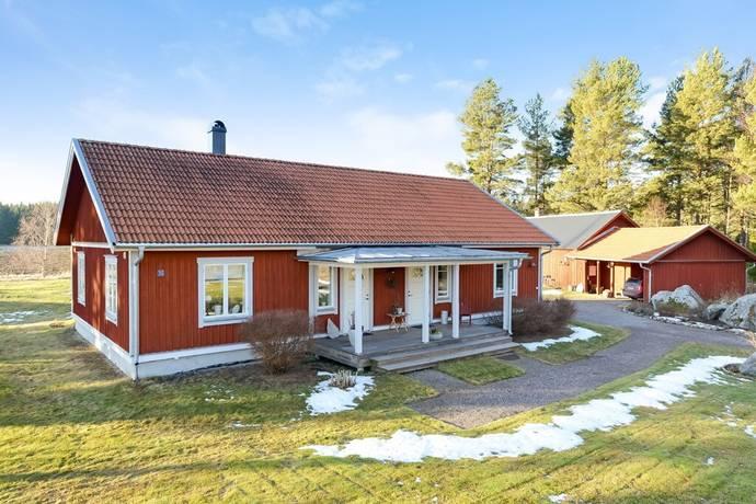 Bild: 3 rum villa på Hackbol 15, Östhammars kommun Gimo