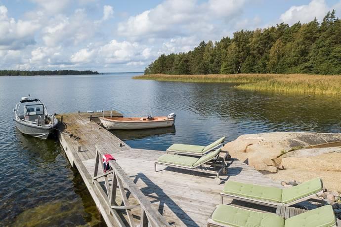 Bild: 3 rum fritidshus på Siggholmen 2, Österåkers kommun Siggholmen - Husaröskärgården