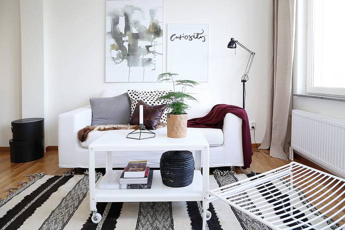 Bild: 1 rum bostadsrätt på Wergelandsgatan, Stockholms kommun Bromma - Blackeberg