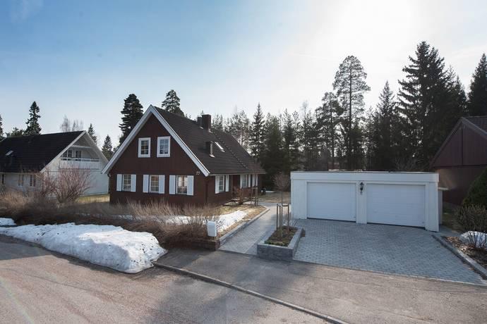 Bild: 5 rum villa på Yrvädersgatan 22, Gävle kommun Andersberg