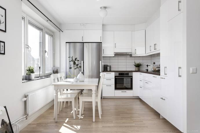Bild: 3 rum bostadsrätt på Norra Ringvägen 41, Västerås kommun Centralt/Karlsdal