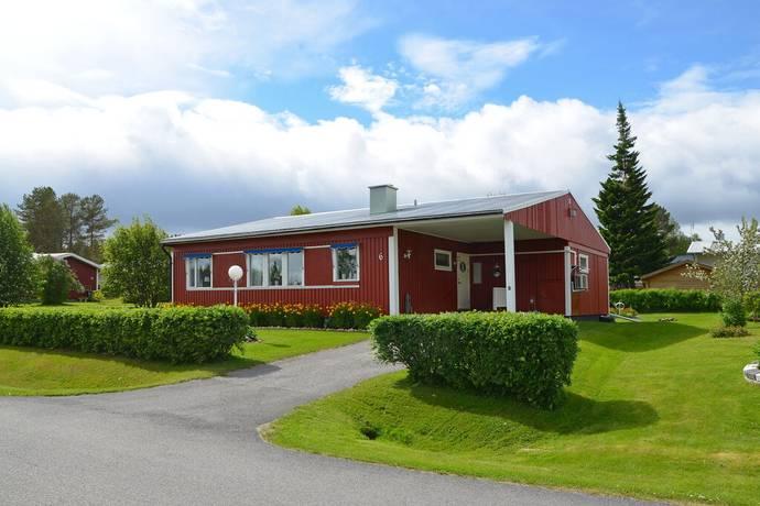 Bild: 4 rum villa på Hockeyvägen 6, Piteå kommun Hemmingsmark