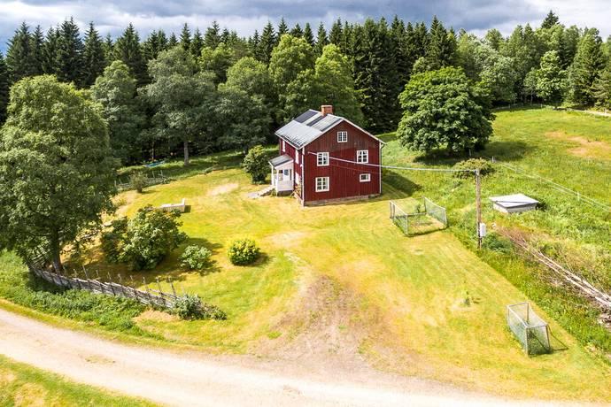 Bild: 5 rum gård/skog på Där Öste 1, Arvika kommun Mangskog