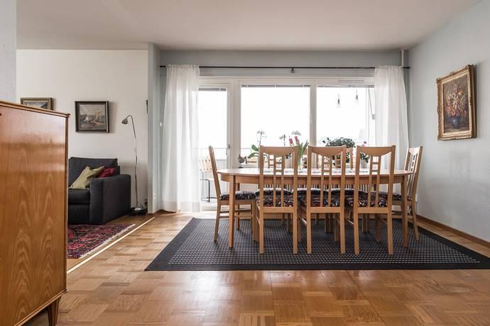 Bild: 3 rum bostadsrätt på Liedbergsgatan 53, Växjö kommun Centrum