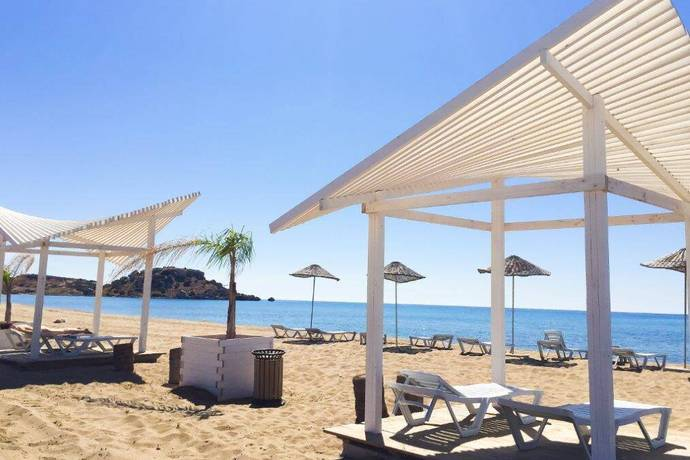 Bild: 3 rum bostadsrätt på Caesar Beach, markplan, Cypern Bogaz