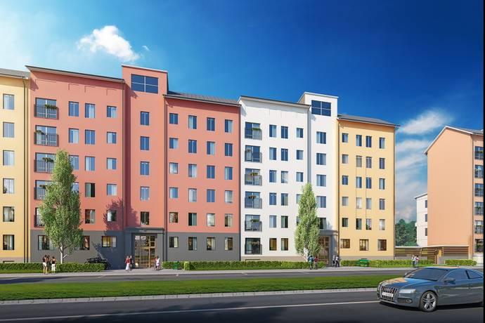 Bild: 4 rum bostadsrätt på Hundlokegränd 22, Stockholms kommun Hässelby