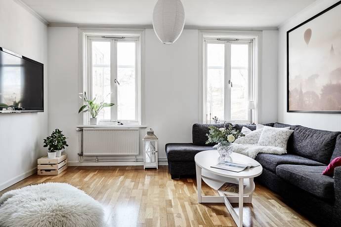Bild: 3 rum bostadsrätt på Ånäsvägen 4 A, Göteborgs kommun Redbergsplatsen/Bagaregården