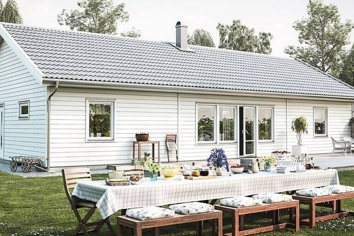 Bild: 4 rum villa på Berguvsvägen 3 (Tomt 3), Mörbylånga kommun Haga Park / Stora Frö