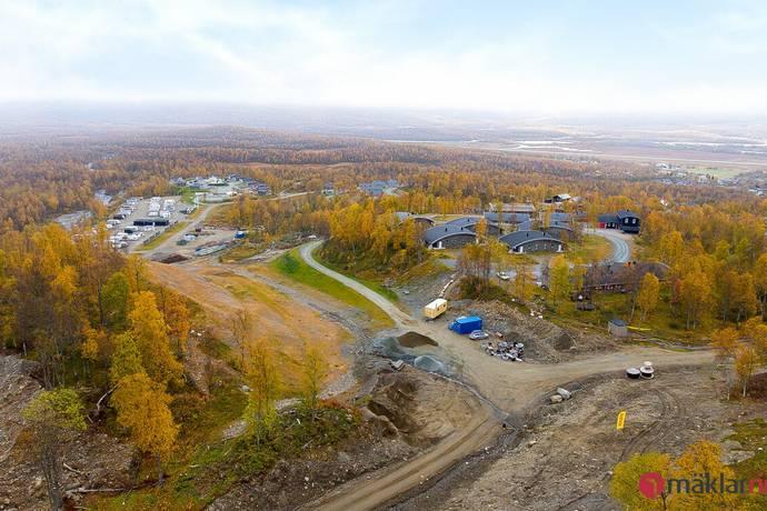 Bild: tomt på Klippkanten lott KK16, Storumans kommun Hemavan / Krokfors