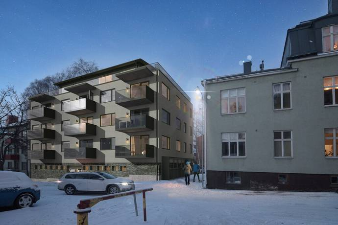 Bild från Karlslund - Nyproducerade lägenheter med centralt läge!