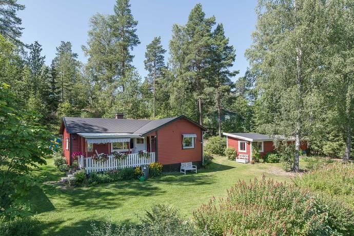 Bild: 2 rum fritidshus på Varbro 57A, Katrineholms kommun Warbro