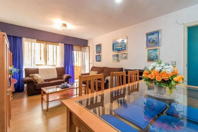 Bild: 5 rum bostadsrätt på Möblerad lägenhet i Alicante, A366, Spanien Alicante, Costa Blanca, Spanien