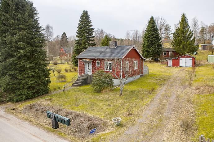 Bild: 2 rum villa på Kullevägen  9, Åmåls kommun Fengersfors