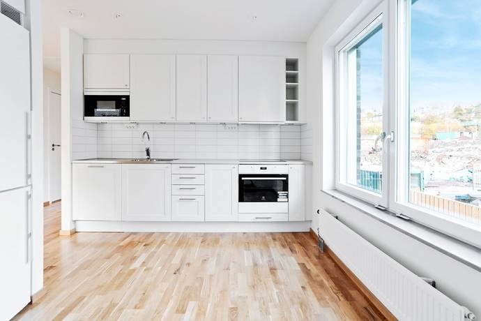 Bild: 2 rum bostadsrätt på Kvarnbygatan 39, Mölndals kommun KVARNBYN