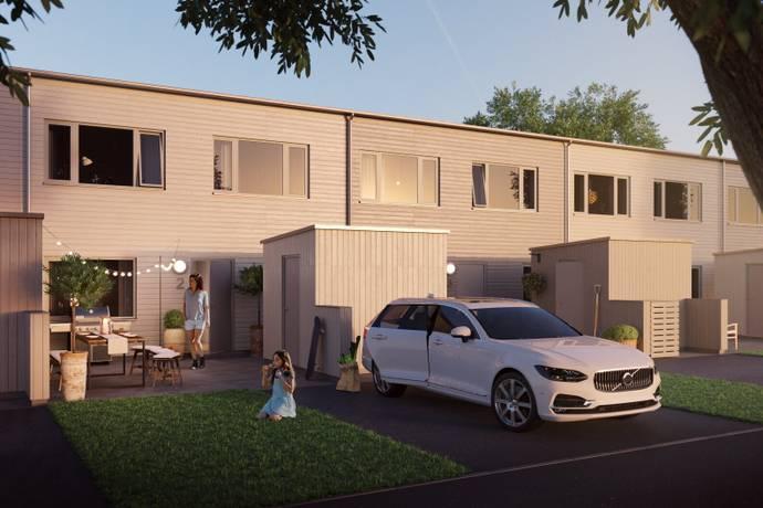 Bild: 5 rum villa på Sotåsgatan, Jönköpings kommun Huskvarna Fagerslätt