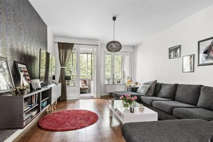 Bild: 2 rum bostadsrätt på Tångringsgatan 33, Borlänge kommun Hagalund