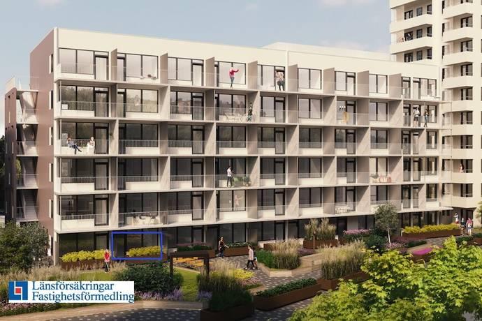 Bild: 2 rum bostadsrätt på Klädesvägen 40, Stockholms kommun Brommaplan