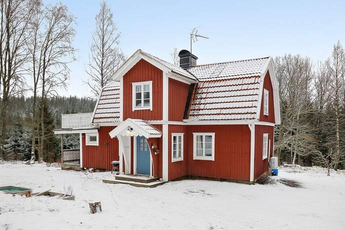 Bild: 3 rum villa på Ällebäckstorp Granliden, Svenljunga kommun