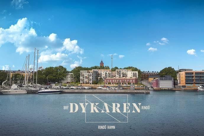 Bild från BRF DYKAREN - RINDÖ HAMN