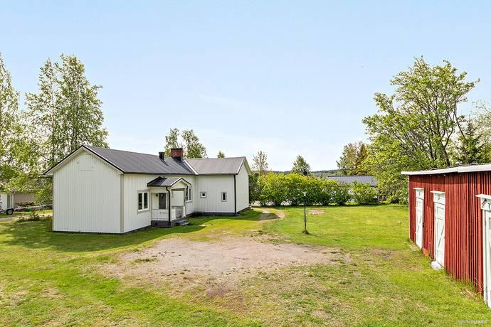 Bild: 3 rum villa på Krokvägen 16, Sundsvalls kommun Njurunda-Juniskär-Bodviken.