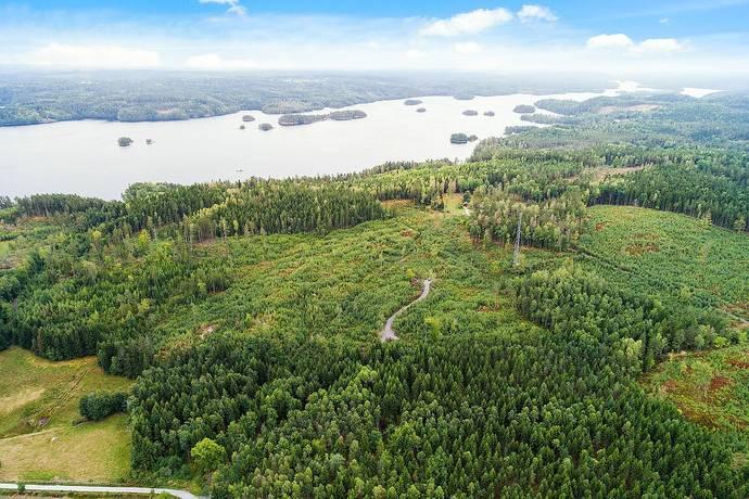Bild: tomt på Edshultsvägen, Alingsås kommun Edshult