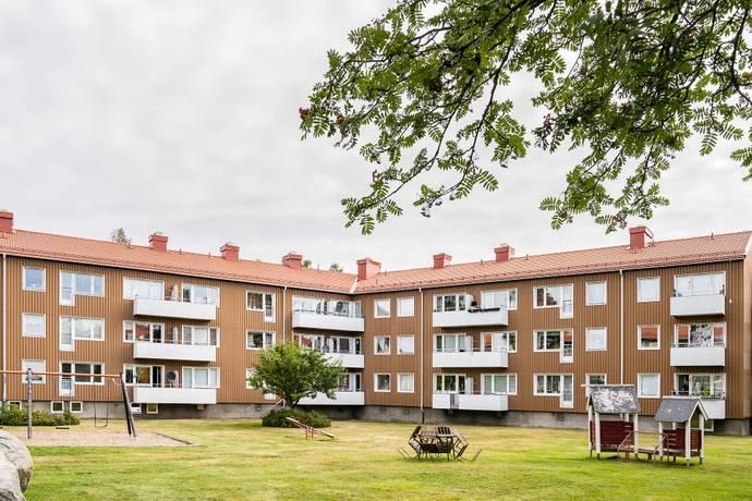 Bild: 2 rum bostadsrätt på Vintergatan 24D, Skellefteå kommun Skelleftehamn