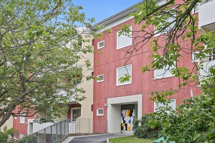 Bild: 2,5 rum bostadsrätt på Lammholmsbacken 197, Huddinge kommun Vårby