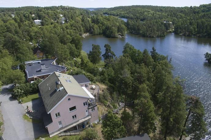 Bild: 9 rum villa på Gränsstigen 5, Nacka kommun Storängen - Nacka