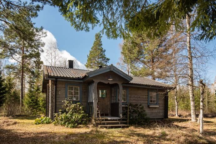 Bild: 4 rum villa på Dellenkroken 25, Hudiksvalls kommun