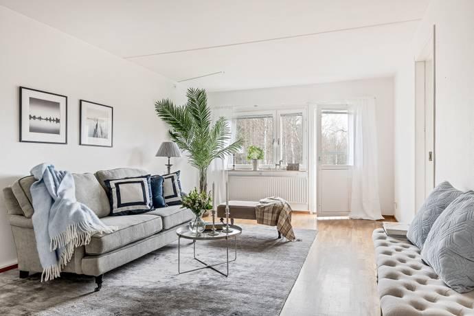 Bild: 2 rum bostadsrätt på Lillkalmarvägen 76B, Danderyds kommun Djursholm