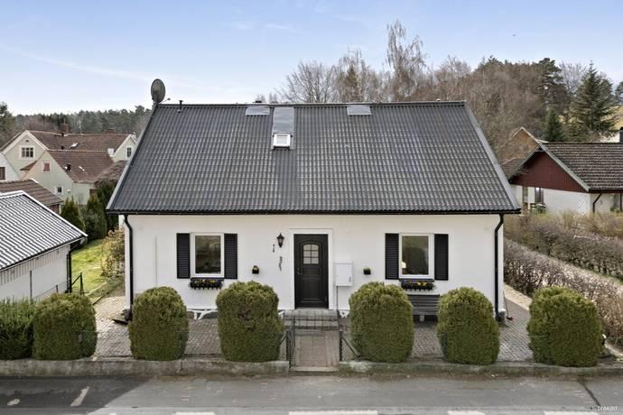Bild: 6 rum villa på Norra Solhällevägen 1, Kristianstads kommun