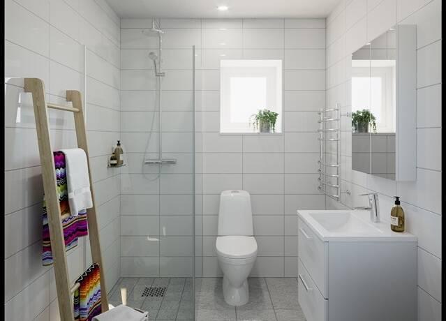 Bild: 5 rum villa på Linfärjevägen 11, Ängelholms kommun Parallelltrapetsen, Havsbaden