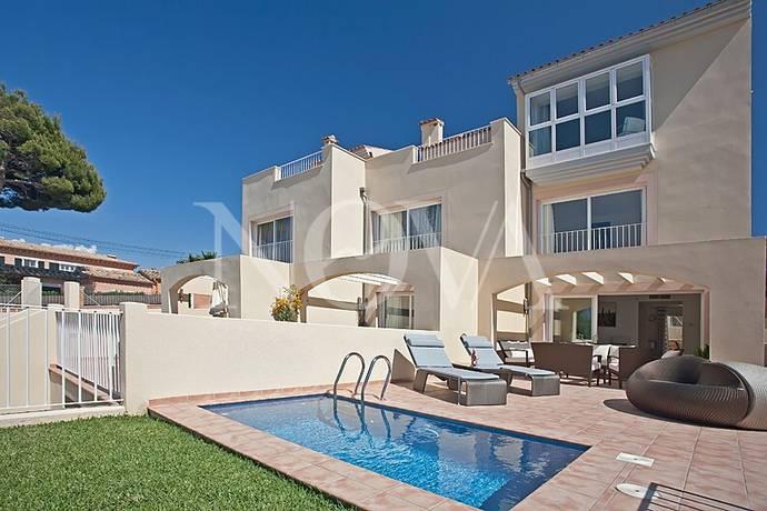 Bild: 4 rum villa, Spanien Puerto de Andratx, Mallorca