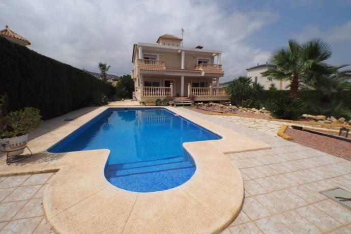 Bild: 6 rum villa på Villa i El Campello, Alicante, Spanien El Campello