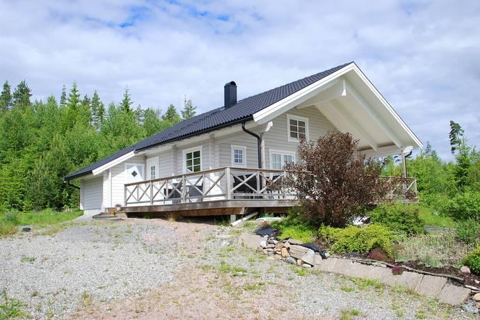 Bild: 4 rum villa på Holmedals prästgård, Årjängs kommun Holmedal