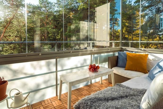 Bild: 2 rum bostadsrätt på Marviksvägen 12, 1tr, Stockholms kommun Årsta