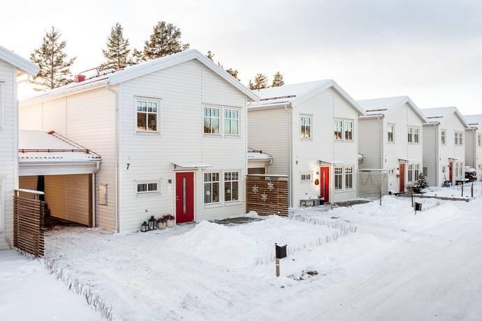 Bild: 5 rum radhus på Sara lisas väg 7, Falu kommun Källviken