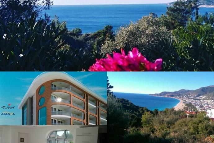 Bild: 2 rum bostadsrätt på Alanya, Turkiet Alanya