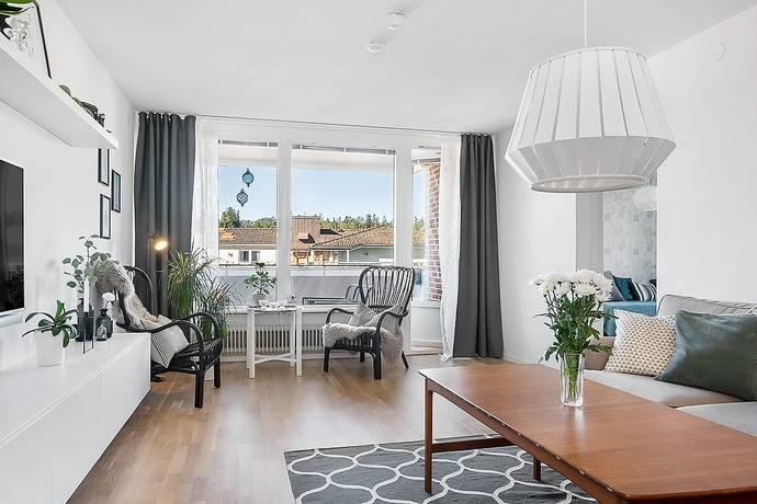 Bild: 4 rum bostadsrätt på Nygatan 3, Trollhättans kommun Centralt