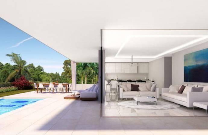 Bild: 4 rum villa på Villa i marbella, Malaga, Spanien marbella