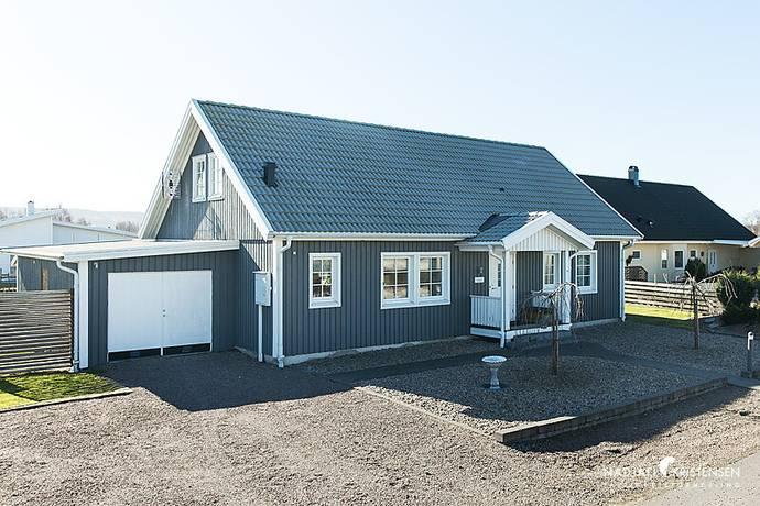Bild: 5 rum villa på Saturnusvägen 3, Laholms kommun Skummeslövsstrand