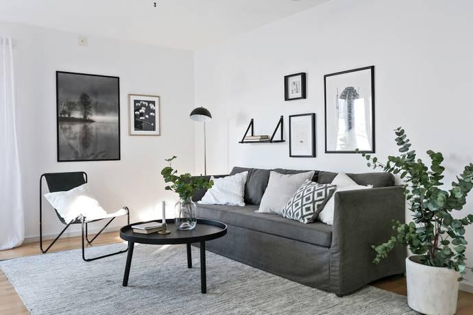 Bild: 2 rum bostadsrätt på Karin boyes gata 4, Göteborgs kommun Prippska Tomten