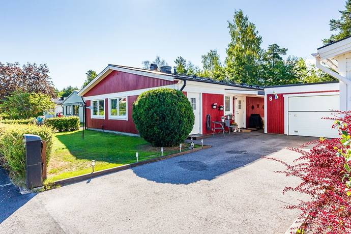 Bild: 4 rum villa på Savgatan 8, Gävle kommun Bomhus